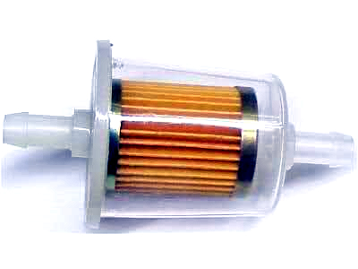 cushman truckster haulster inline fuel filter 7 micron  view larger image