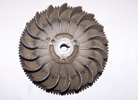 Tecumseh mini bike flywheel for alternator, all brands H50